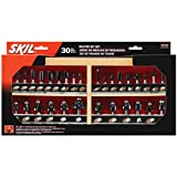 Skil 91030 Hartmetall Router Bit Set, 30-tlg.